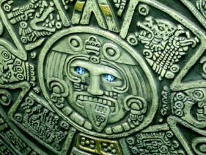 Спирулина у Ацтеков