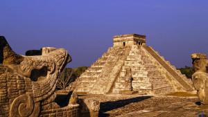 Пирамида Ацтеков