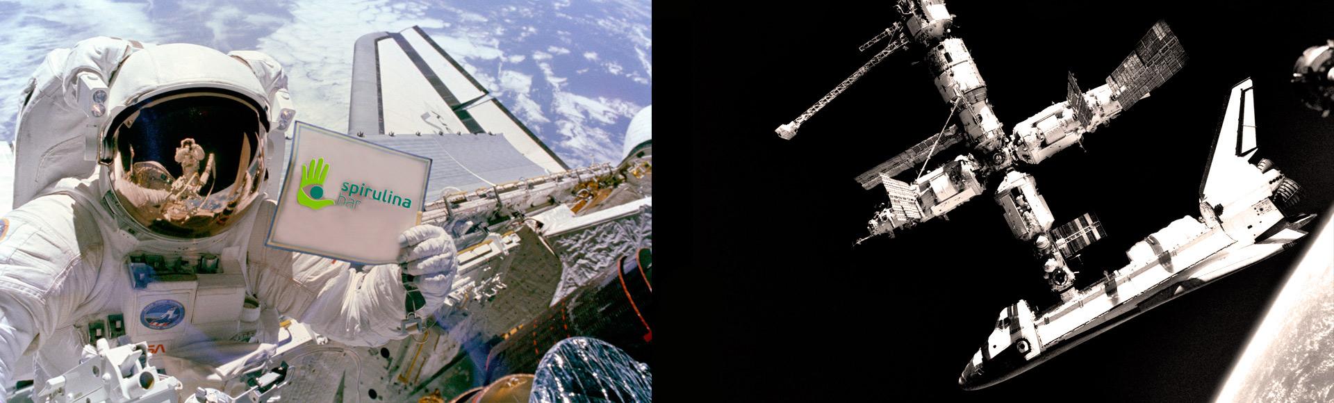 Почему СПИРУЛИНУ едят Космонавты?